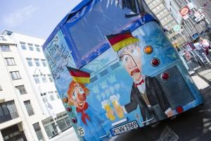 Partybus mieten Köln